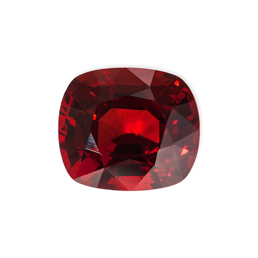 burmese_red_spinel_cushion