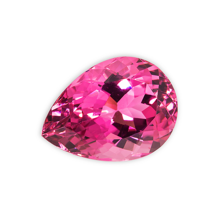 deep_pink_pear_shaped_tourmaline