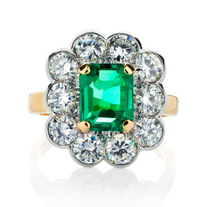 emerald_and_diamond_cluster_style_ring