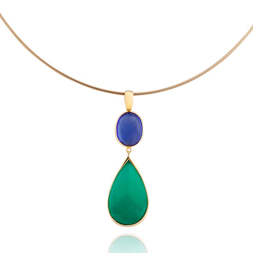 emerald_and_tanzanite_pendant