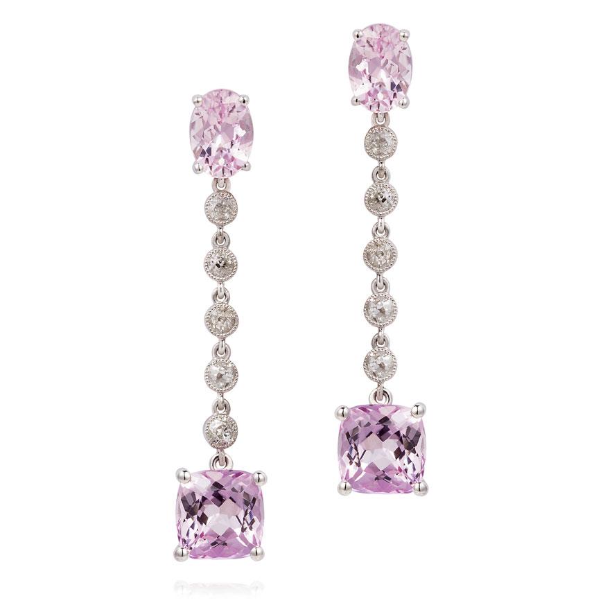 kunzite_and_diamond_earrings
