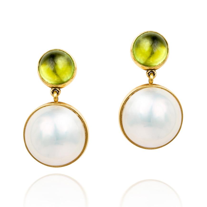 peridot_and_mabe_pearl_earrings