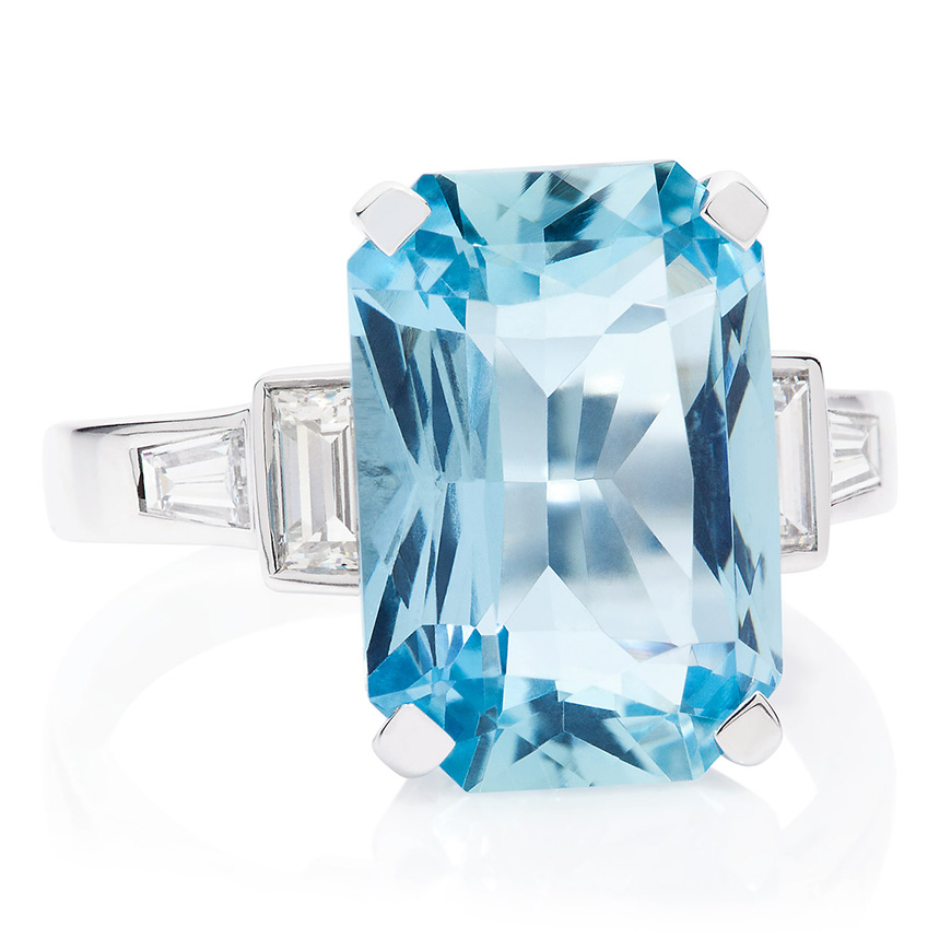scissor_cut_aquamarine_and_diamond_ring