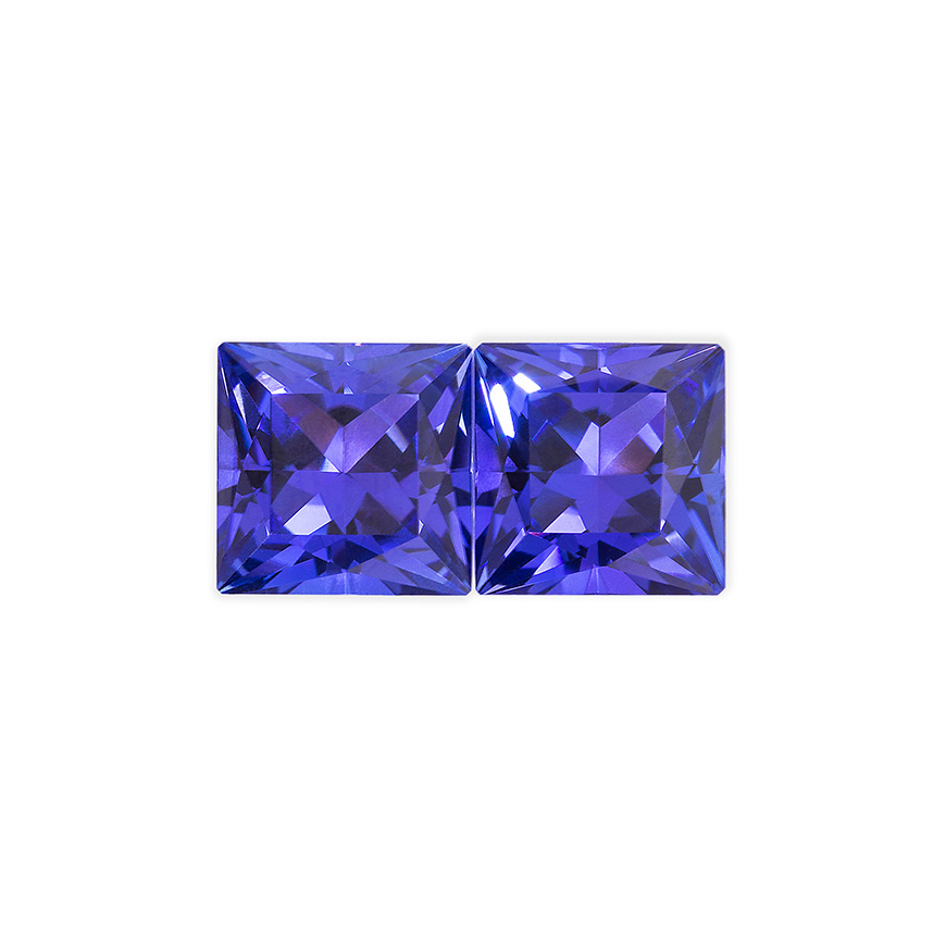 tanzanite_princess_cut_pair