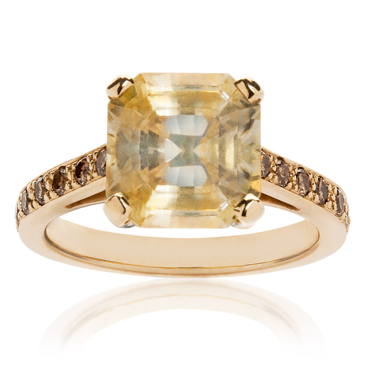 untreated_yellow_sapphire_and_champagne_diamond_ring